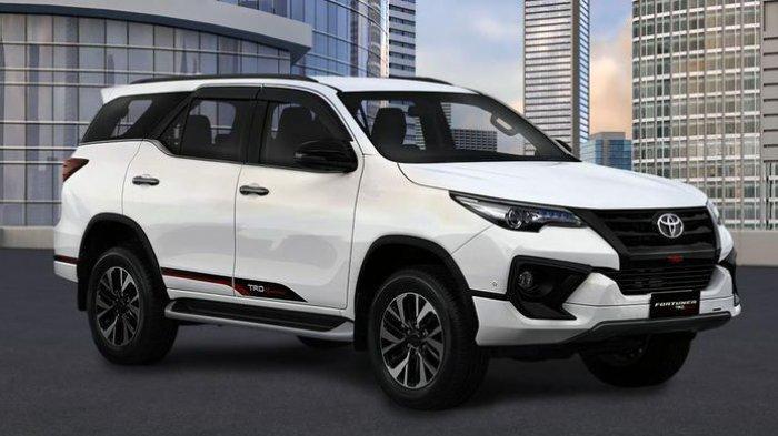 Harga Toyota Fortuner Bekas di Jambi Februari 2020, Mulai Rp 150 Jutaan