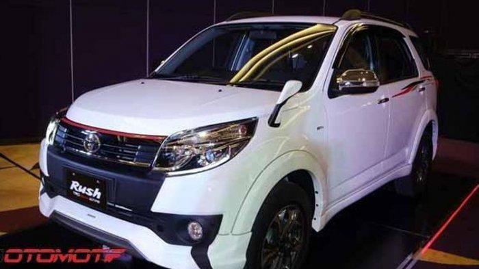 Daftar Harga Mobil Bekas Toyota Rush, Keluaran Tahun 2007 Rp 95 Jutaan