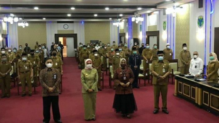 TPID Provinsi Jambi Gelar High Level Meeting (HLM) Semester I Tahun 2021
