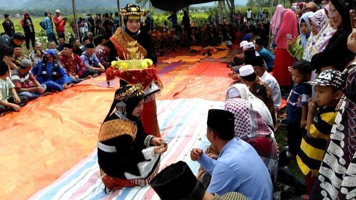Tradisi Keduri Sudah Tuai Masih Dilestarikan Warga Tiga Desa di Kerinci