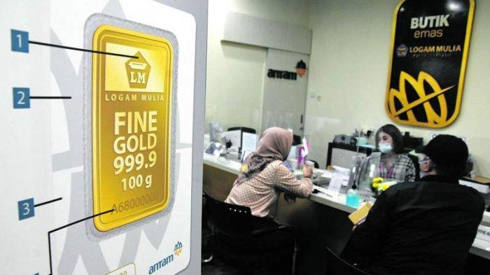 Emas Antam Naik Rp 3.000 per Gram Senin (31/8) hingga Rekomendasi Pilihan Saham