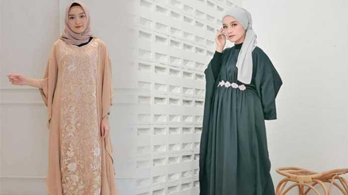 TREN Baju Lebaran 2021 Atau Idul Fitri 1442 H, Dapatkan Baju Muslimah Kaftan Cuma Rp100 Ribuan