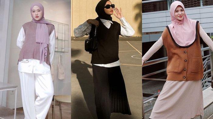 Tren Hijab untuk Lebaran, Mulai Bahan Poly Cotton hingga Voal Direkomendasikan Disini!