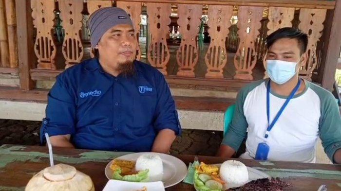 Kuliner Jambi, Lezatnya Gurami Bakar dan Tempoyak Baung Sungai di Pure Pesanggrahan