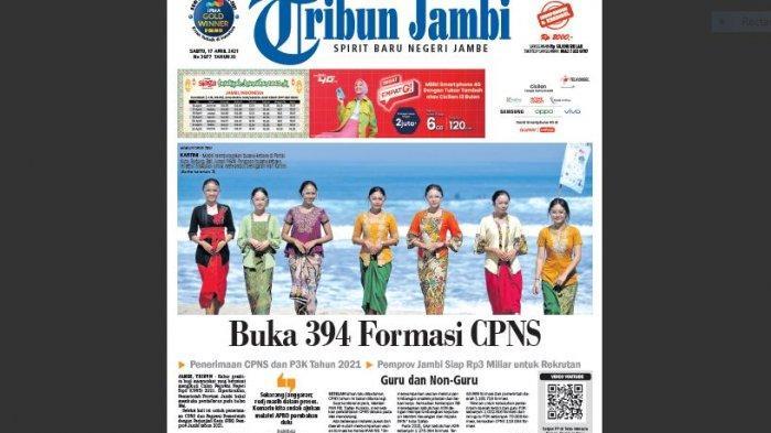 Editorial - Daya Rusak Miras