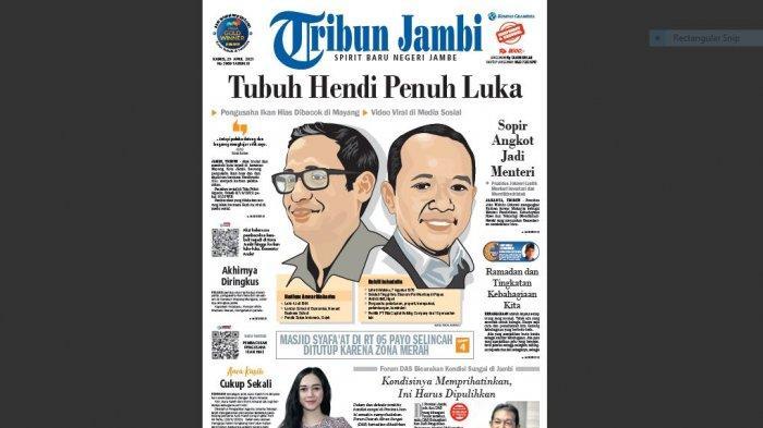 Editorial - Bertaji dengan PPKM
