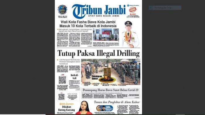 Editorial - Dobel Waspada