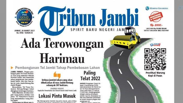 Hotline Service - Gedung VVIP RSUD Raden Mattaher Kapan Difungsikan?