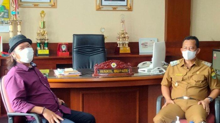WAWANCARA EKSKLUSIF Bambang Bayu Suseno Wabup Muarojambi, Pernah Jualan Es dan Jadi Sopir Angkot
