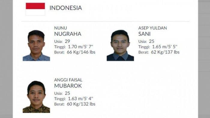Indonesia Salip Iran, Berikut Klasemen Perolehan Medali Asian Games 2018 Hingga Senin (27/8) Siang