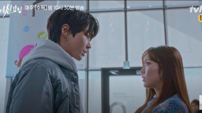 Spoiler True Beauty Episode 13: Seo Jun Curiga Park See Mi Dalang di Balik Kesedihan Ju Kyung