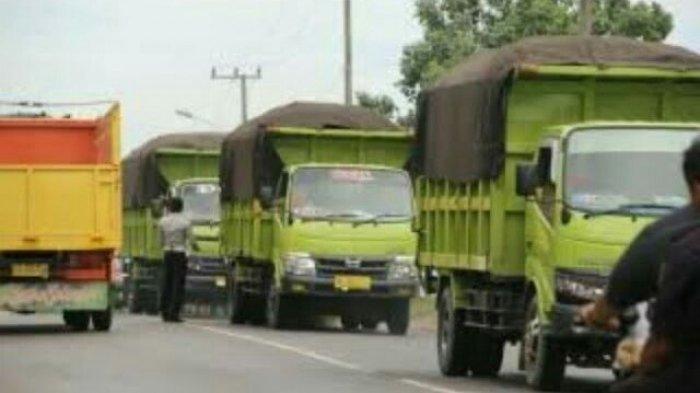 Butuh Bantuan, Dishub Kota Jambi Kekurangan Personil Awasi Truk Batubara