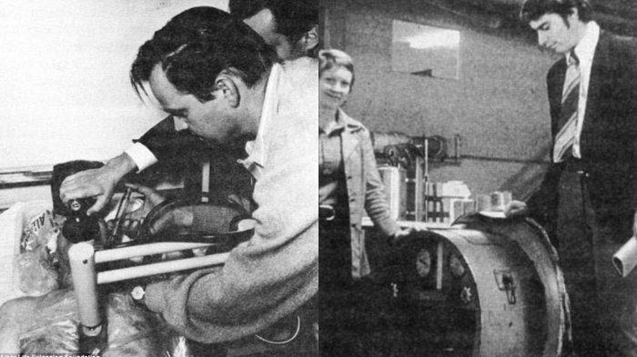 Menolak Kematian, Kisah James Bedford Mayat Orang Terkaya AS, Coba  Dibangkitkan 50 Tahun Kemudian - Halaman all - Tribun Jambi