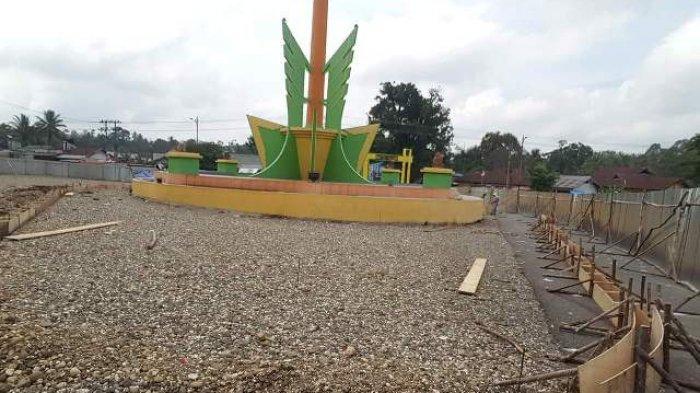 Rombak Sket Bangunan, Kadis PU Merangin Sebut Konsultan dan Pengawasan di Lapangan Lemah