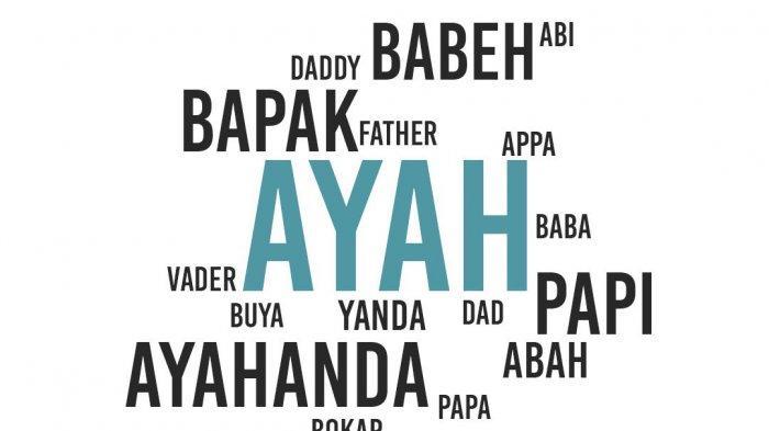 Ucapan hari Ayah