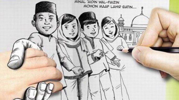 Trik Menjawab Pertanyaan Kapan Nikah saat Kumpul Keluarga Besar Silaturahmi Idul fitri