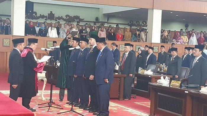 Resmi Pimpin DPRD Provinsi Jambi, Edi Janji Tancap Gas, Ini Persoalan yang Disebut Dicarikan Solusi