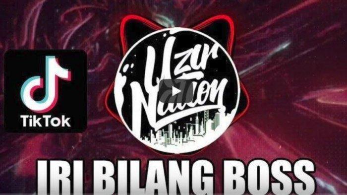 Download Lagu MP3 Iri Bilang Bos by DJ Bale Bale Viral TikTok, Ada Video dan Lirik Lagu Versi Lil Zi