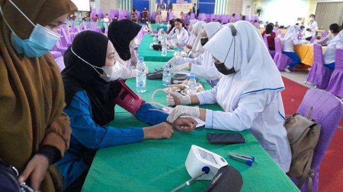 Vaksinasi di Kerinci Masih Rendah, Dinas Kesehatan Catat Masih di Bawah 50 Persen