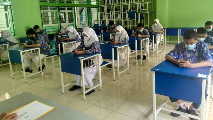 Ujian Akhir Kelas IX SMP di Kota Jambi Dilaksanakan Tatap Muka Saat Ramadan