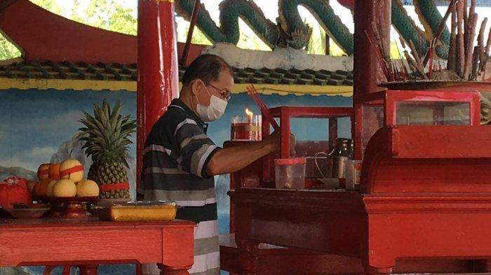 Perayaan Imlek 2021 di Kuala Tungkal Dilakukan Secara Sederhana