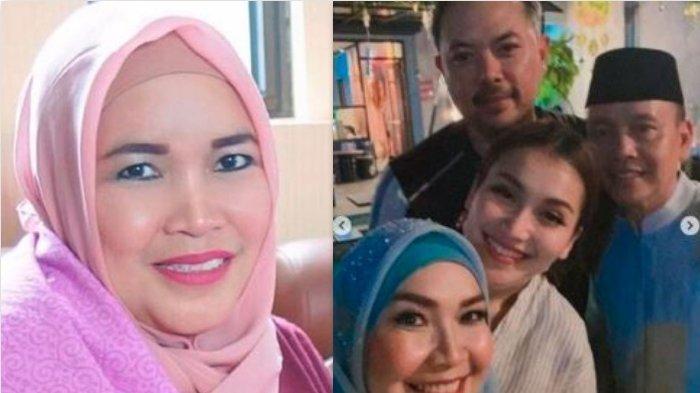 Umi Kalsum Unggah Foto Ayu Ting Ting dengan Pria, Istri Abdul Rozak Dicibir: Keburu Nafsu,Ntar Malu!