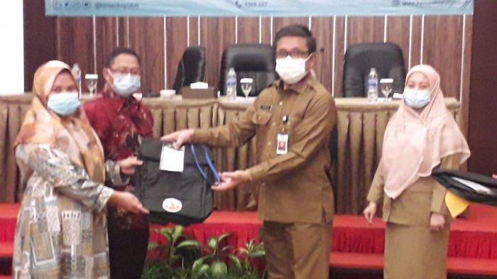 Kementerian Koperasi Gandeng Dinas Koperasi UKM Provinsi Jambi Adakan Pelatihan Untuk UMKM