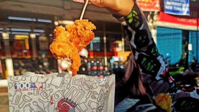 UMKM Kuliner ini Suguhkan Olahan Ayam yang Crunchy Abis, Sehari Mampu Jual 40-an Menu