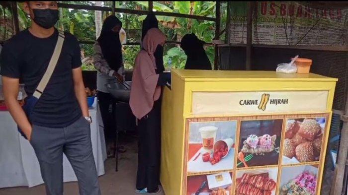 UMKM Jambi, Cakwe Hijra Hadir di Talang Bakung, Brand Asli Jambi dengan Konsep Kemitraan