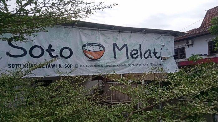 UMKM Jambi, Soto Melati Sempat Sepi Saat PPKM Level 4 Diberlakukan