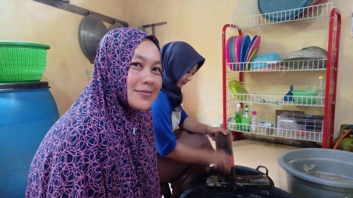UMKM Sa-Va Dalam Satu Bulan Bisa Produksi 3.500 pack Makanan Ringan