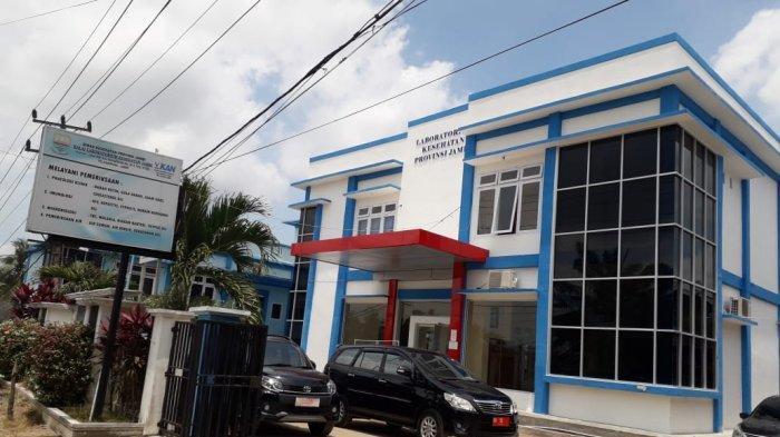Unit Pelayanan Teknik (UPT) Balai Laboratorium Kesehatan Provinsi Jambi kini memiliki gedung yang presentatif untuk menunjang layanan kesehatan kepada masyarakat.