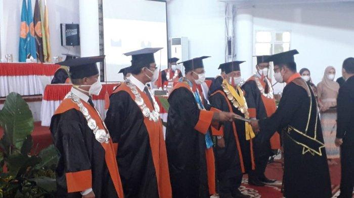 WISUDA ke-95 Universitas Jambi Luluskan 1.143 Wisudawan