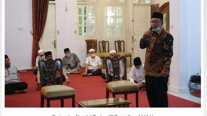 Universitas Jambi Gelar Peringatan Nuzulul Quran Secara Virtual
