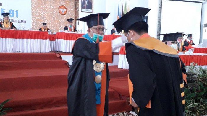 Prof.H.Sutrisno: Alumni sebagai Branding UNJA SMART