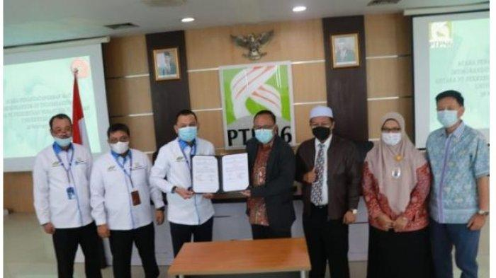 Universitas Jambi Jalin Kerjasama dengan PTPN VI