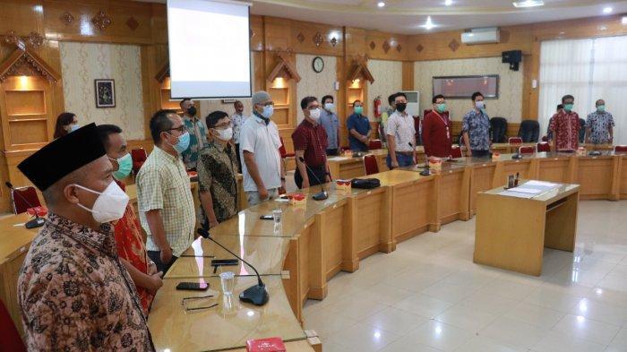 Universitas Jambi menjalin kerjasama dengan PT Indonesia Comnets Plus atau ICON+.
