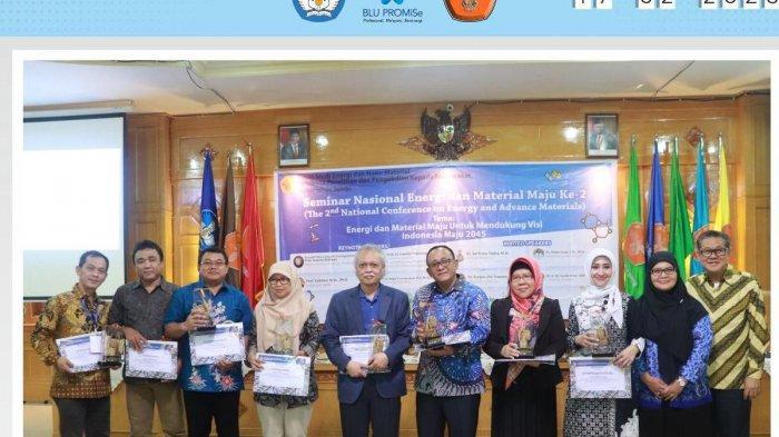 Seminar Nasional Energi dan Material Maju ke-2