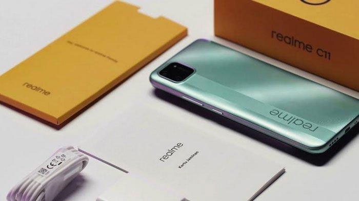 Perbandingan Realme C11 dan Realme C15, Berikut Spesifikasi Lengkap, harga Tak Berbeda Jauh