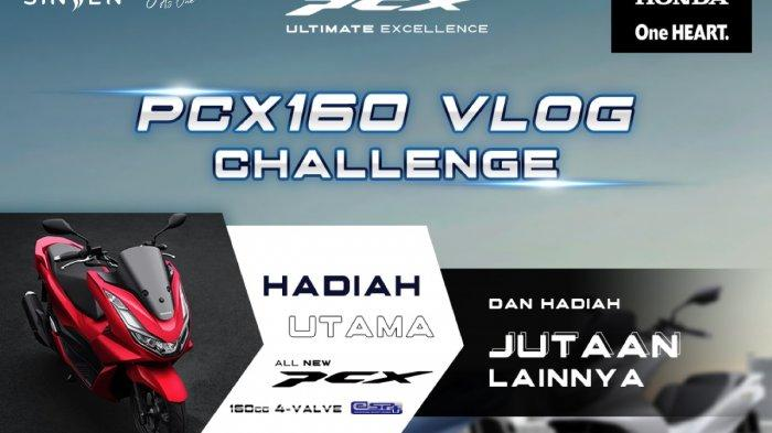 Cukup Upload Video di Youtube Anda Bisa Bawa Pulang All New Honda PCX