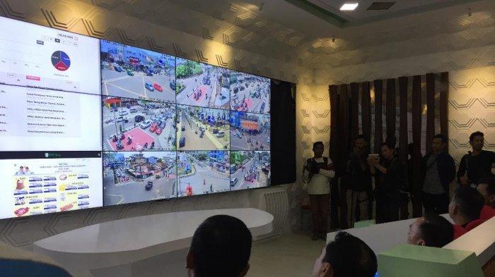 Urai Kemacetan Lalu Lintas, 2019 Ini, Pemkot Jambi Pasang ATCS di 5 Simpang