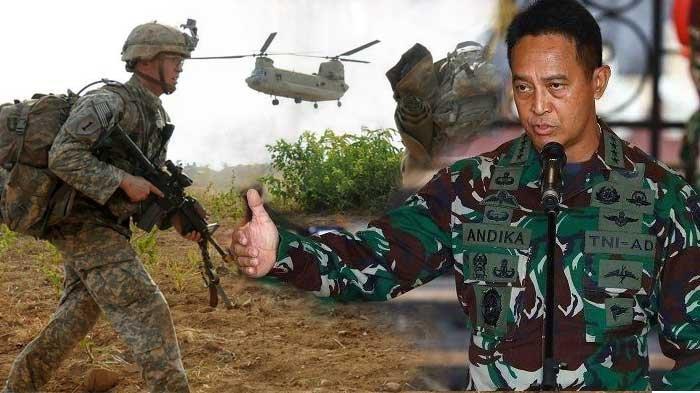 US Army Datangi Indonesia hingga Black Hawk Akan ke Palembang, KSAD Sambut Baik Kehadiran Militer AS