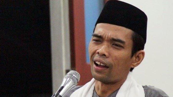 Saat Ustad Abdul Somad (UAS) Disoraki Jamaah Ungkap Pilihan Capres, UAS: Aku Tak Cakap Begitu