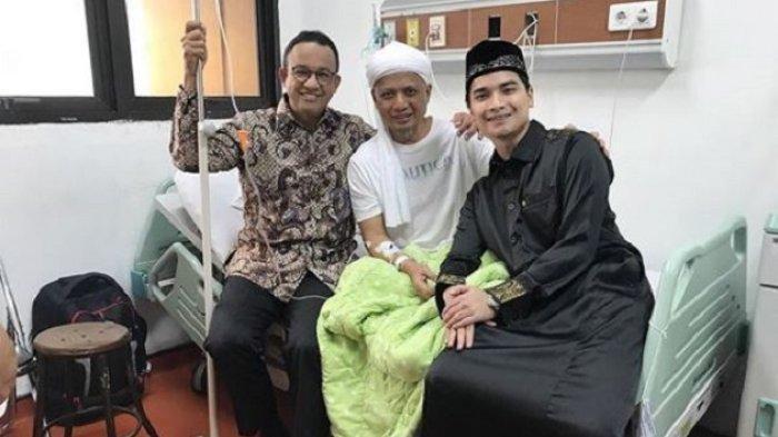 Ustad Arifin Ilham Kembali Dirawat di Rumah Sakit, Alvin : Bukan Sakit Kanker
