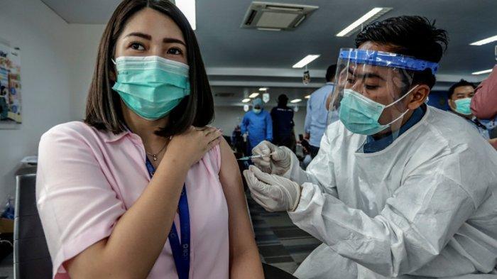 Saatnya Masyarakat Membantu Pemerintah, Vaksin Astrazeneca Direspon Positif Warga