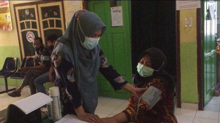 Suntik Vaksin Covid-19 Untuk Tenaga Kesehatan di Puskesmas Jembatan Mas Ditarget 4 Hari Selesai