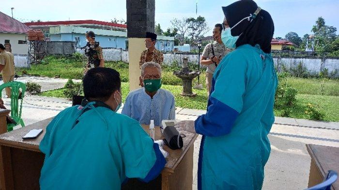 Ada 24.680 Lansia di Kabupaten Tebo, Hanya 19 Ribuan Yang Menjadi Sasaran Vaksin