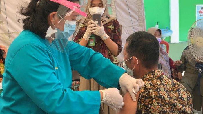 Stok Vaksin Covid-19 di Tanjung Jabung Barat Habis, Satgas Sudah Ajukan 3 Ribuan Dosis