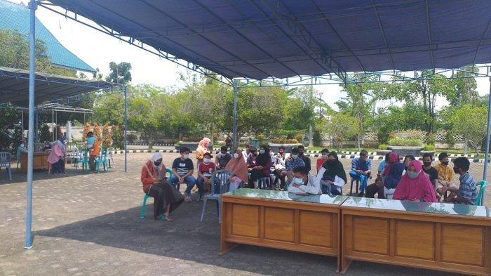 Sejak Juli 2021 Sasaran Vaksinasi Remaja di Batanghari Capai 33.268 Orang
