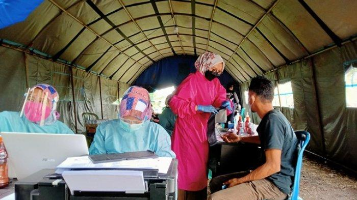 Efek Penyekatan PPKM Jambi, Vaksinasi Covid-19 di Muarojambi Meningkat
